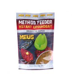 Method Feeder Instant Groundbait Lemon Shock Gotowa Zanęta