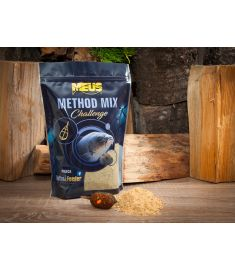Method Feeder Mix White Worm