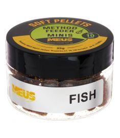 Soft Pellets 10mm Fish MINIS