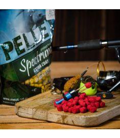 Meus Pellet Spectrum EXTRA POWŁOKA Truskawka 18mm LUZ