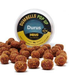 Dumbells Pop Up Durus 15/18mm Fish