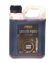 Liquid Food Challenge Lemon Shock 1l