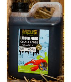 Liquid Food Challenge White Worm 1l
