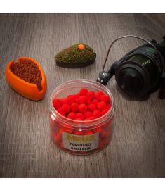 Kulki hakowe tonące Spectrum 9mm Pomarańcza & makrela