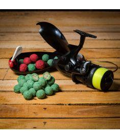 Meus Kulka Challange Green Shot Soft 20mm WIADRO