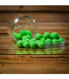 Meus Kulki Fluo Pop Up Green Shot 15mm