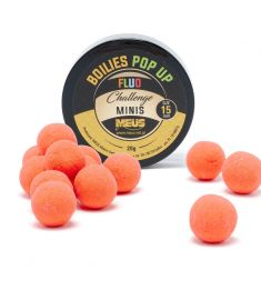 Kulki Fluo Pop Up Challenge 15mm Red Killer Cray MINIS