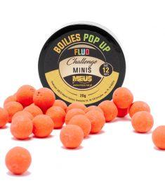Kulki Fluo Pop Up Challenge 12mm Red Killer Cray MINIS