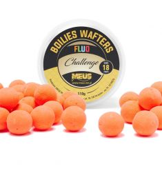 Kulki Fluo Wafters Challenge 18mm Red Killer Cray