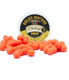 Kulki Fluo Wafters Challenge 12mm Red Killer Cray