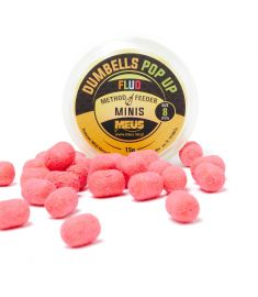 Dumbells Fluo Pop Up 8mm Miód & Malina MINIS