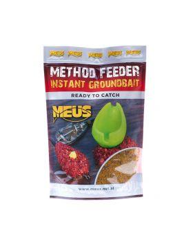 Method Feeder Instant Grounbait Lemon Shock Gotowa Zanęta
