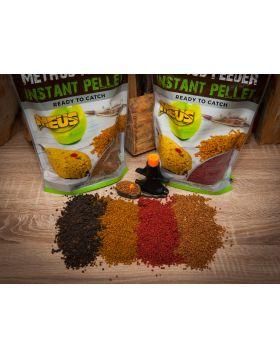 Method Feeder Instant Pellet Pikantna Kiełbasa Gotowy Pellet