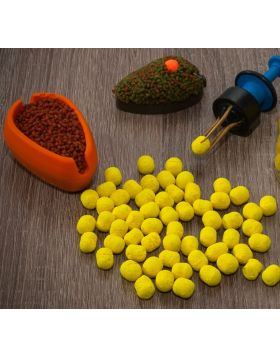 Dumbells Fluo Wafters 8mm Lemon Shock