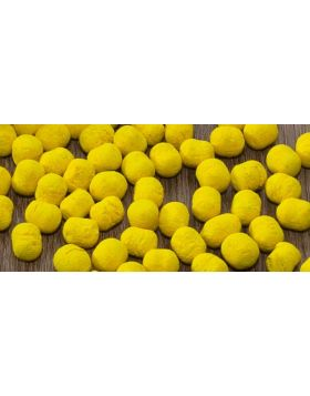 Dumbells Fluo Pop Up 8mm Lemon Shock