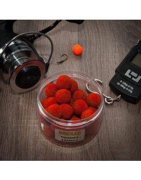 Kulki Hakowe Tonące Spectrum 18mm Pomarańcza & Makrela